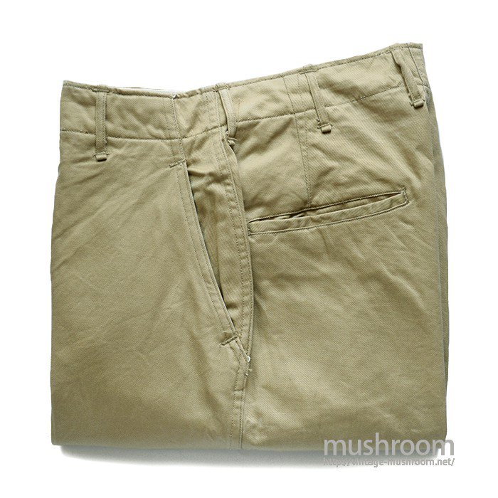 U.S.ARMY CHINO TROUSER( W30/L31/MINT )