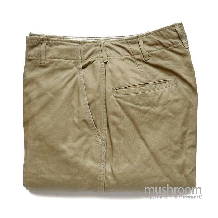 U.S.ARMY CHINO TROUSER( W31/L29/MINT )