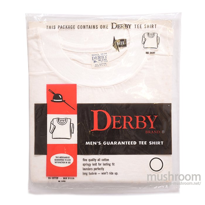 DERBY PACK T-SHIRT( S/DEADSTOCK )