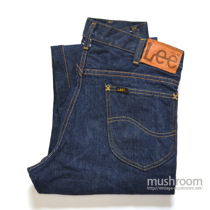 Lee 101Z JEANS( W30/ONE-WASHED )