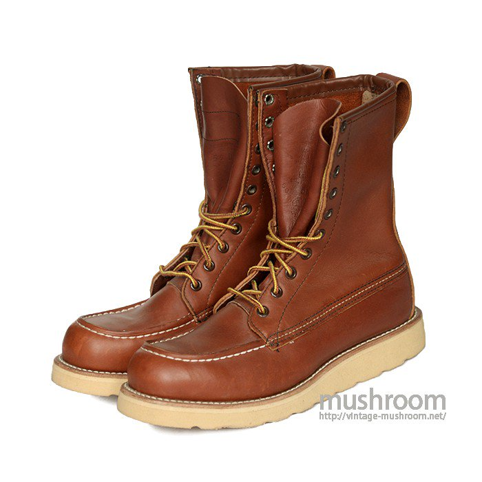 RED WING 877 IRISH SETTER BOOTS( 5H/DEADSTOCK )