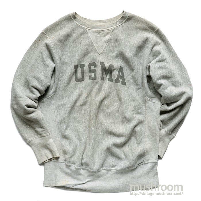 CHAMPION USMA REVERSE WEAVE( M/ONE-COLOR TAG )