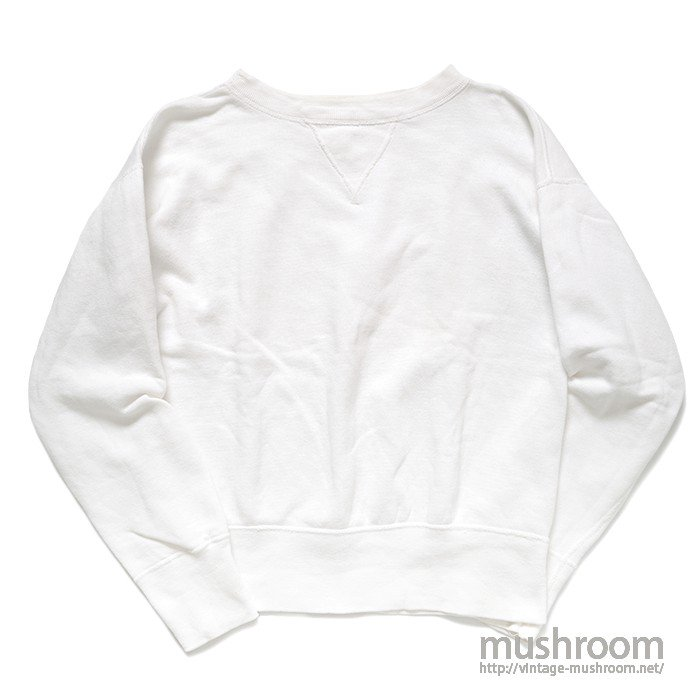 OLD SINGLE V SWEAT SHIRT( L/MINT )