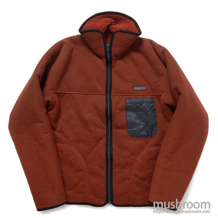 PATAGONIA FULL-ZIP PILE JACKET( M/DEADSTOCK )