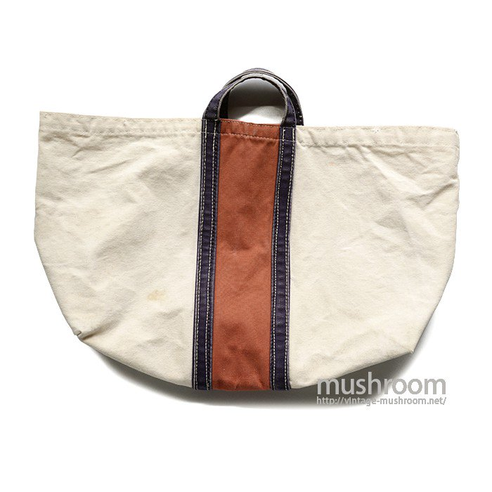 UNKNOWN OLD CANVAS TOTE BAG