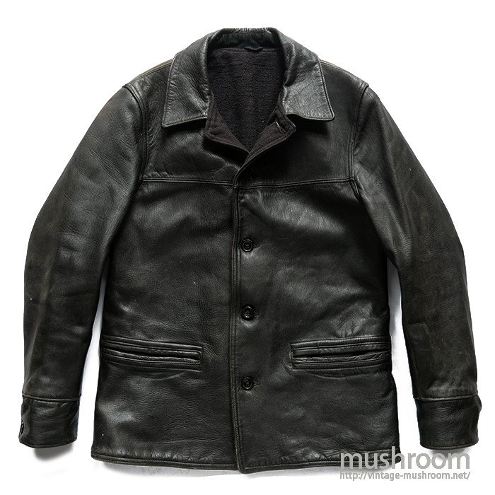 SINGLE BREASTED TWO TONE CAR COAT