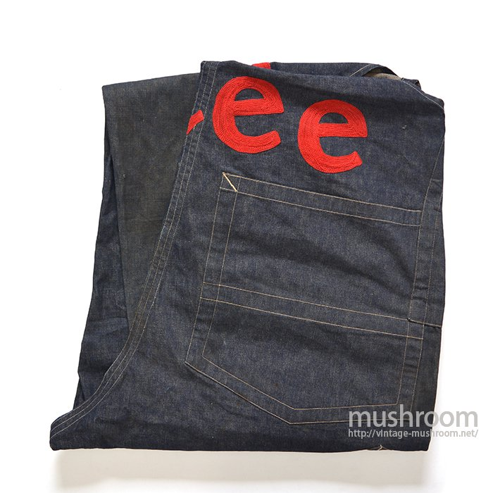Lee ADVERTISING DENIM OVERALLS