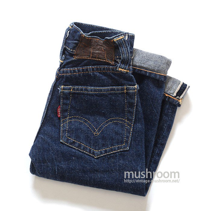 LEVI'S 503ZXX JEANS( ONE-SIDE TAB/0AGE )
