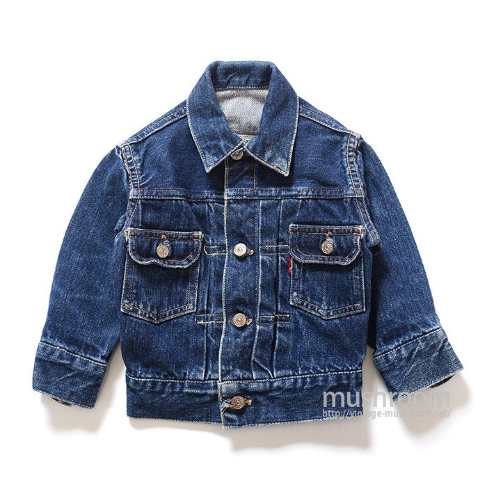 LEVI'S 507BXX DENIM JACKET( ONE SIDE TAB )