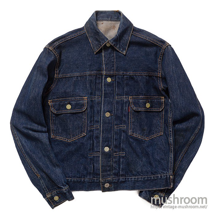 LEVI'S 507XX DENIM JACKET( ONE-SIDE TAB )