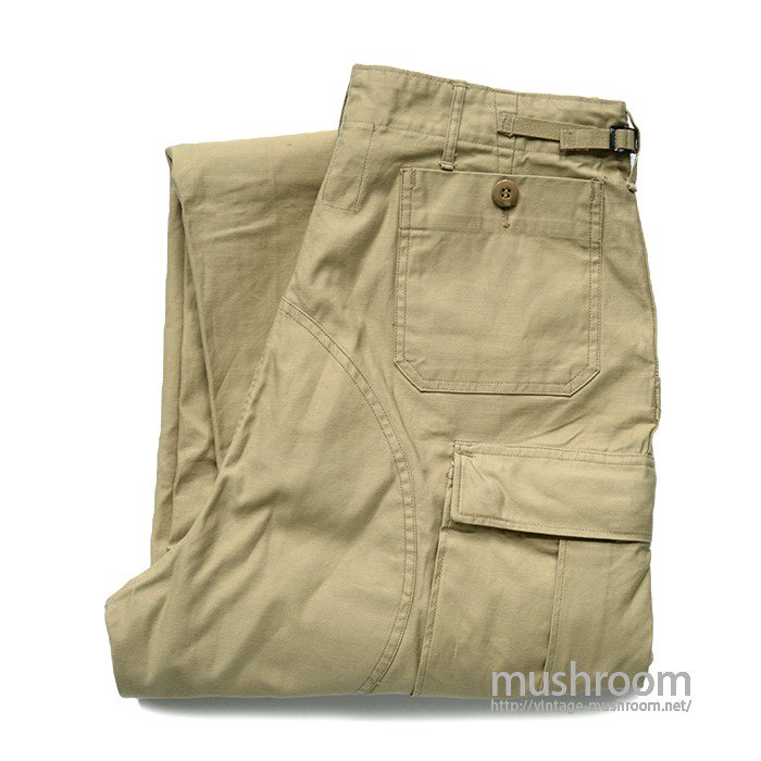 U.S.ARMY EXPERIMENTAL FIELD TROUSER( M-LONG/MINT )