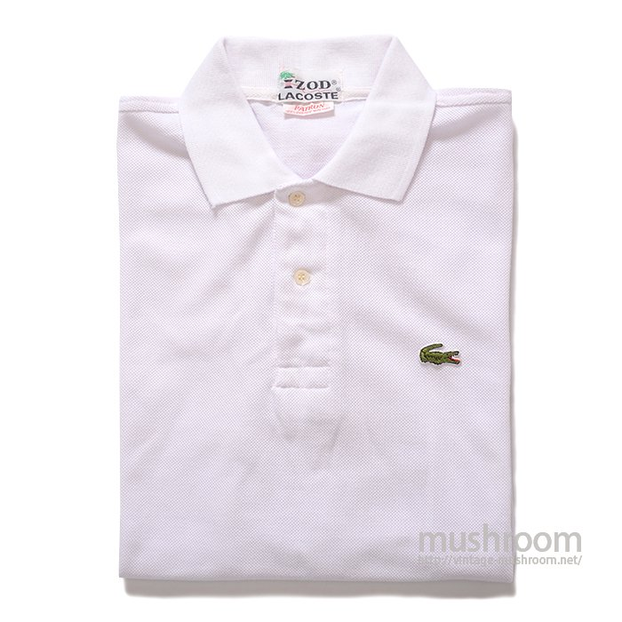 IZOD LACOSTE S/S POLO SHIRT( MINT )