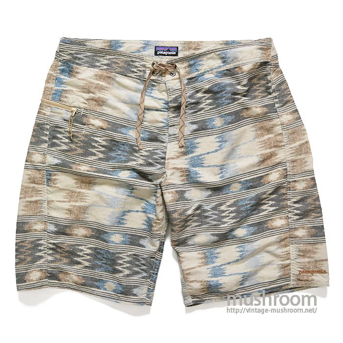 PATAGONIA BOARD SHORTS( 36/NATIVE )