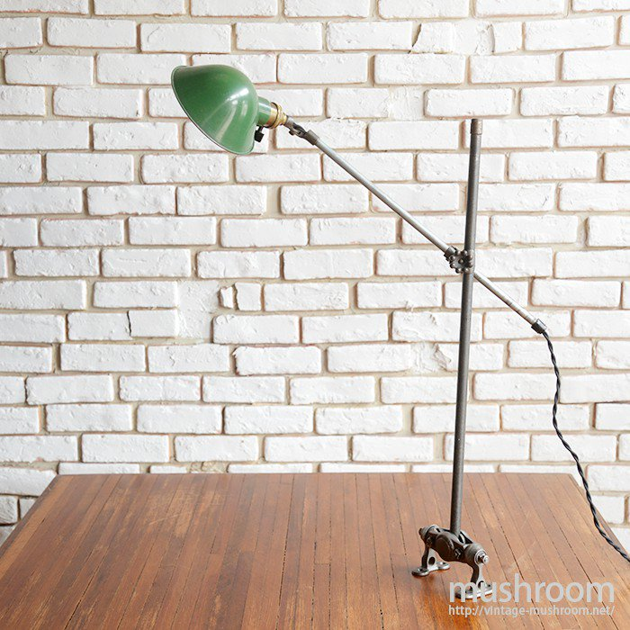 O.C.WHITE WALL OR TABLE MOUNT Adjustable Lamp Fixture