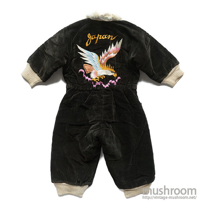 JAPAN SOUVENIR KID'S SUITS