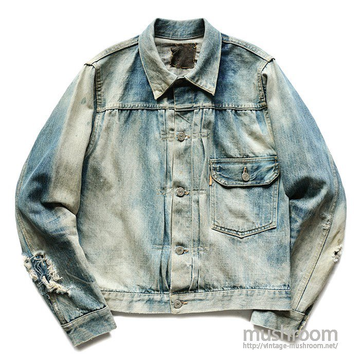 LEVI'S 506XX DENIM JACKET( SUN FADE )