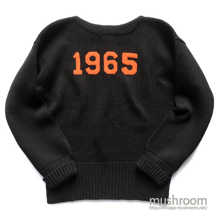 PRINCETON UNIV LETTERMAN SWEATER