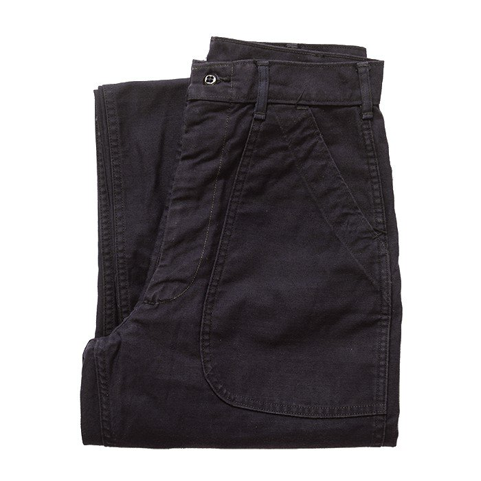 U.S.NAVY UTILITY COTTON TROUSERS