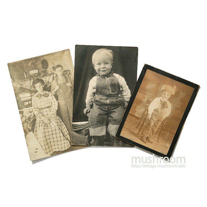 OLD KID'S PHOTO