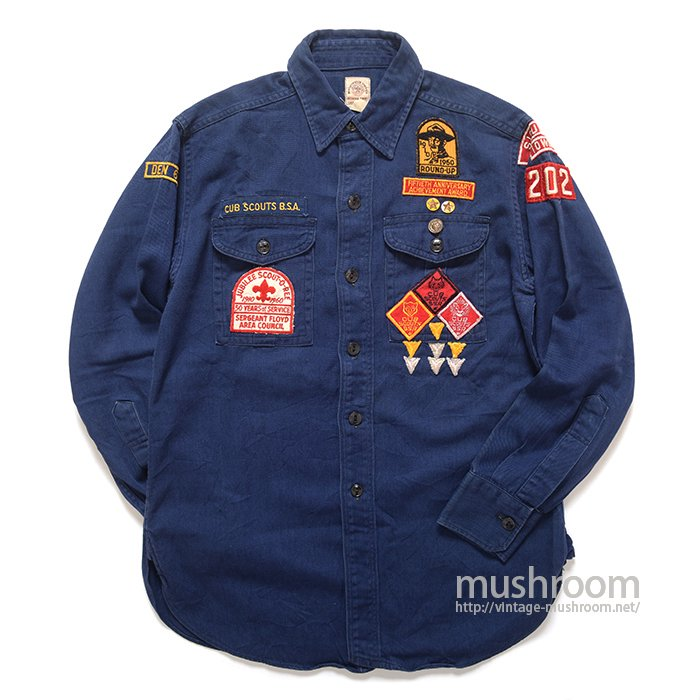BOY SCOUT OF AMERICA UNIFORM