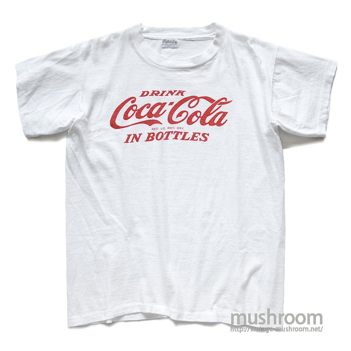 OLD COCA-COLA ADVERTISING TEE
