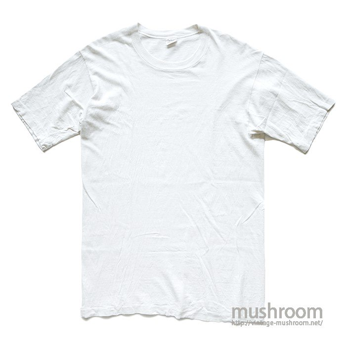TOWNCRAFT PLAIN COTTON T-SHIRT
