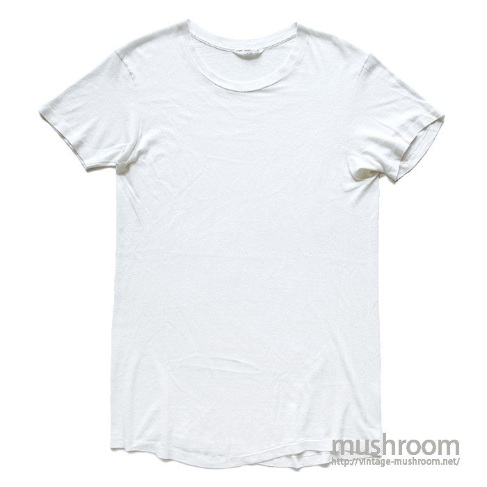 PILGRIM PLAIN COTTON T-SHIRT