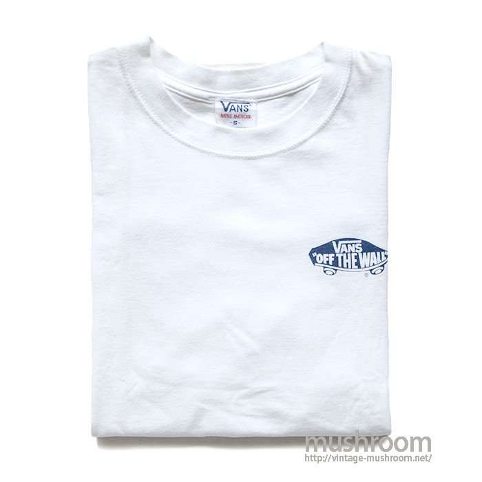 VANS OFF THE ROAD T-SHIRT