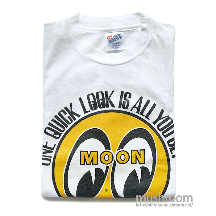 MOON EYES T-SHIRT