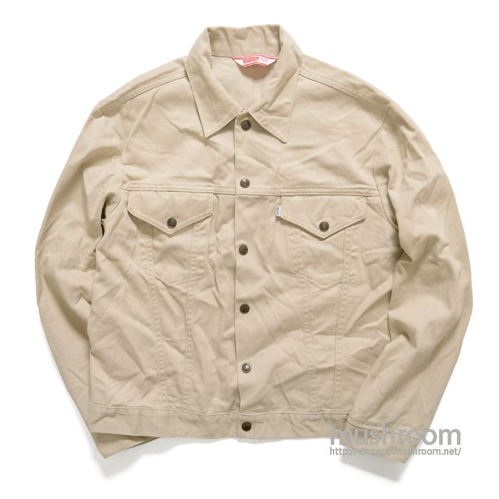 LEVI'S COTTON TWILL JACKET
