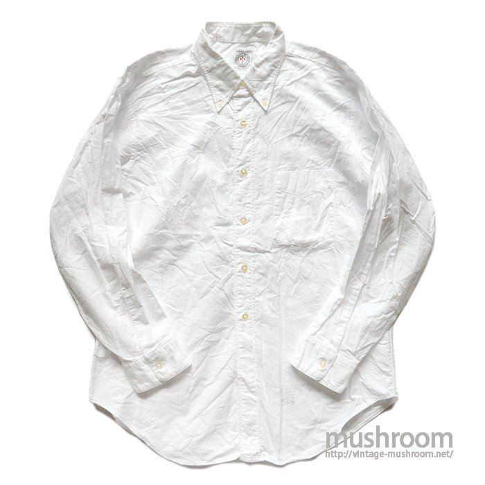 ARROW WHITE OXFORD BD SHIRT( 16-32/MINT )
