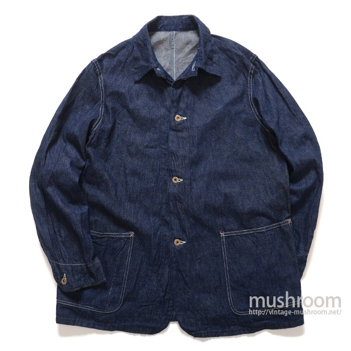 WW2 TWO-POCKET DUNGAREE DENIM COVERALL