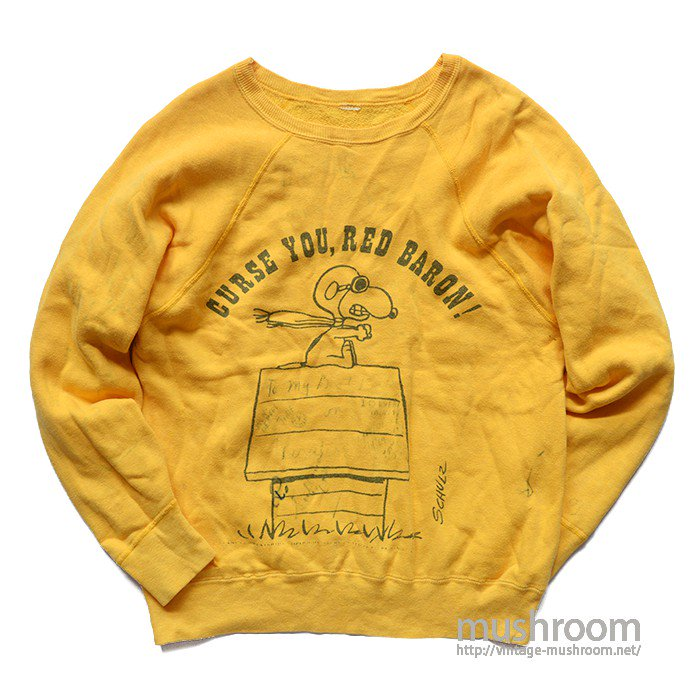 SPRUCE SNOOPY SWEAT SHIRT