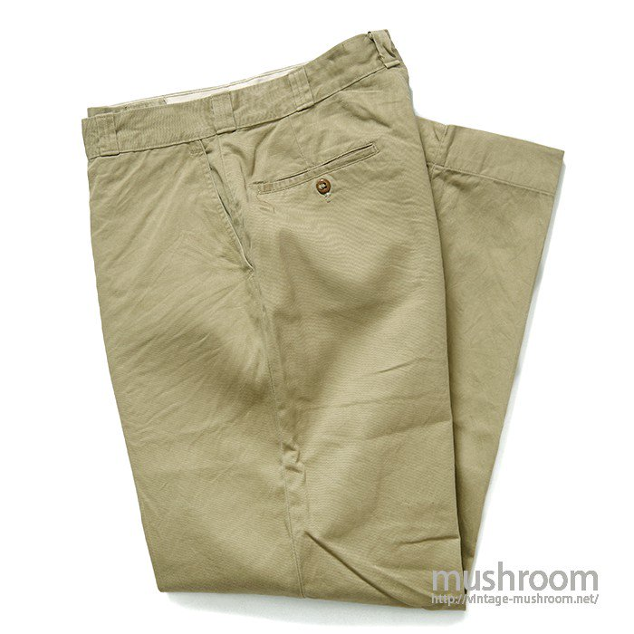 U.S.ARMY CHINO TROUSER( W32/L31/MINT )