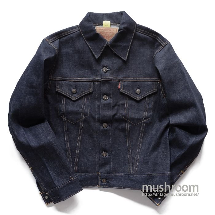 LEVI'S 557E DENIM JACKET( 40/DEADSTOCK )