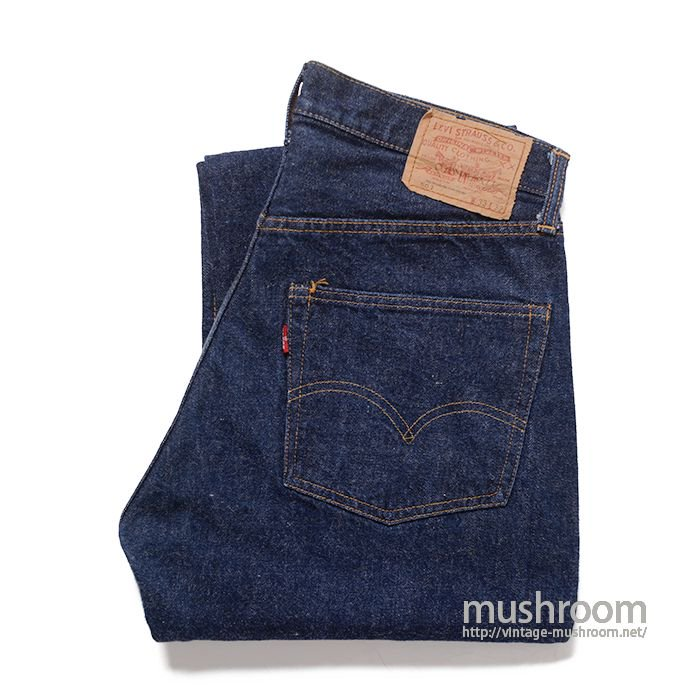 LEVI'S 501 66SS JEANS( W33-L32/ONE-WASHED )