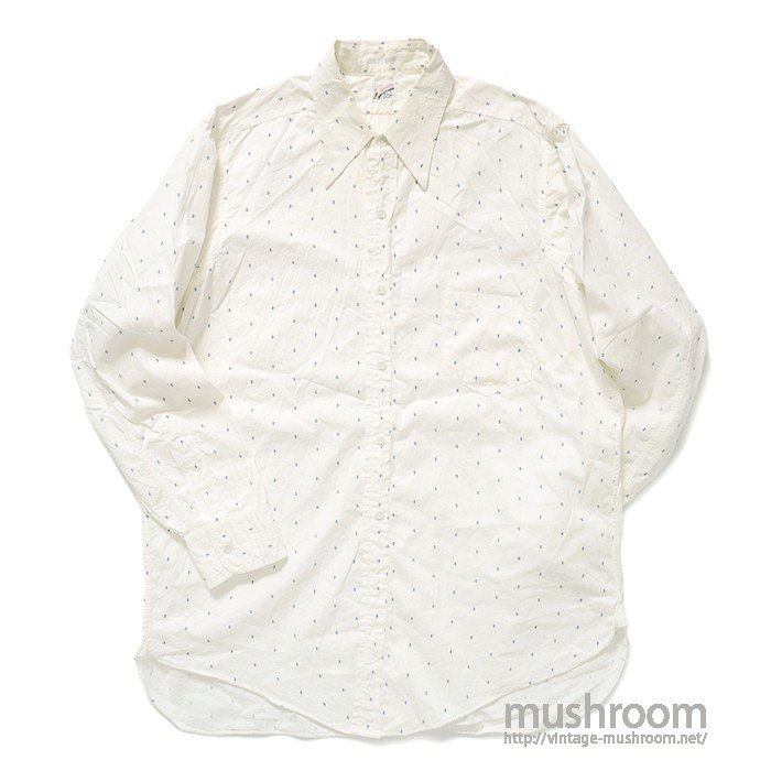 GOLD RIBBON COTTON SHIRT( 15H-2/MINT )