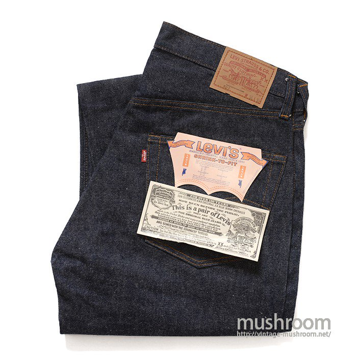 LEVI'S 501 RED LINE JEANS( W36/L32/DEADSTOCK )