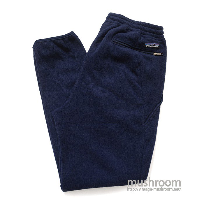 PATAGONIA FLEECE PANTS( M/MINT )