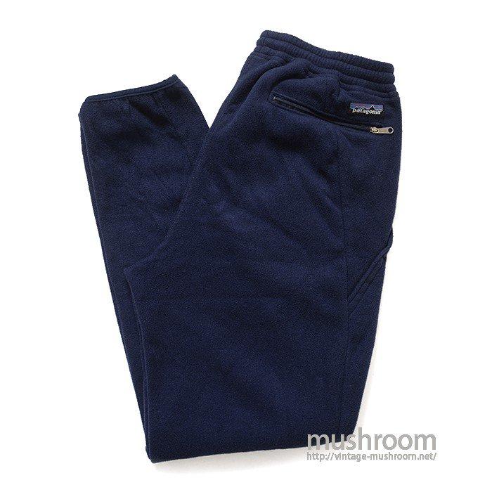 PATAGONIA FLEECE PANTS( M/MINT )