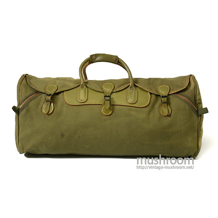 VL&A CANVAS TRAVEL BAG