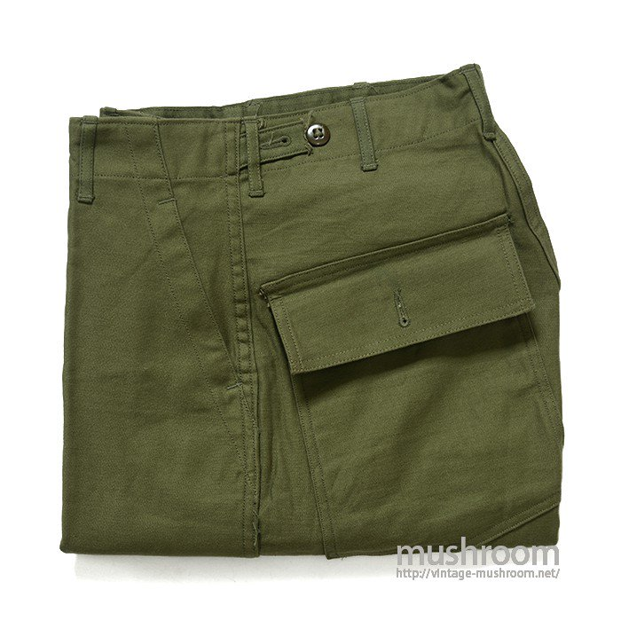 U.S.MILITARY UTILITY COTTON TROUSER( S/DEADSTOCK )