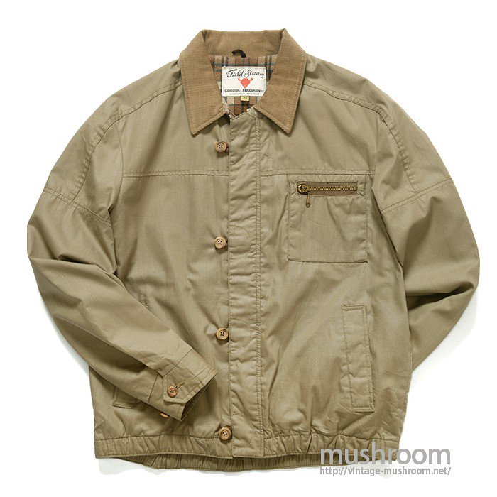 FIELD STREAM COTTON JACKET( MINT )