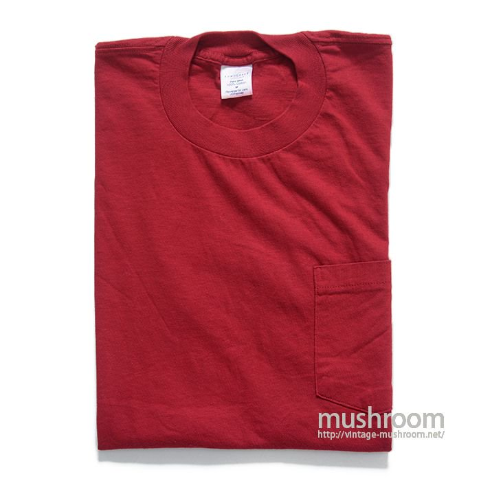 TOWNCRAFT POCKET T-SHIRT( M/MINT )