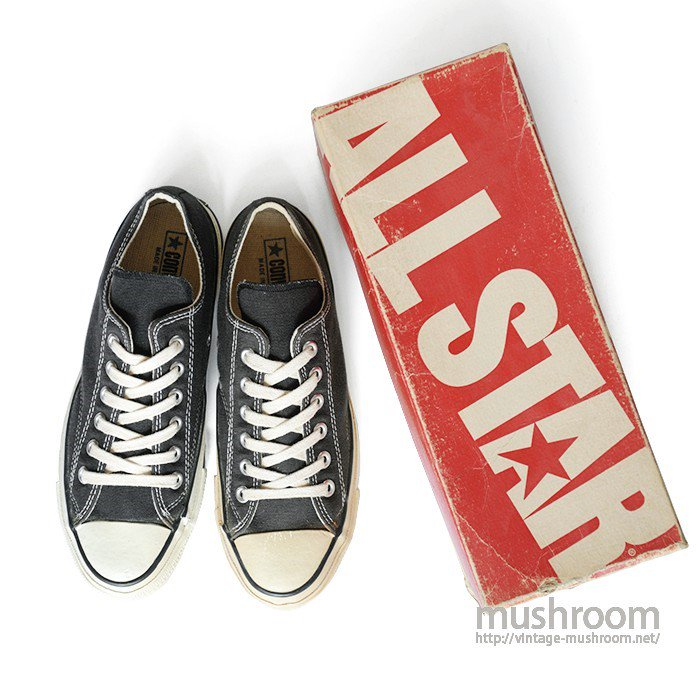 CONVERSE CHUCK TAYLOR LO  CANVAS SHOES( 6H/DEAD )