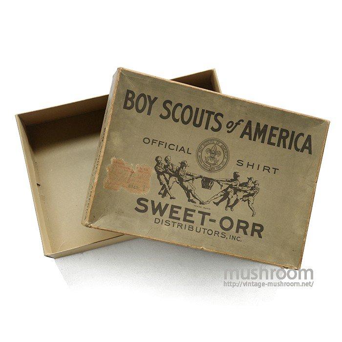 BSA SHIRT BOX( SWEET-ORR )