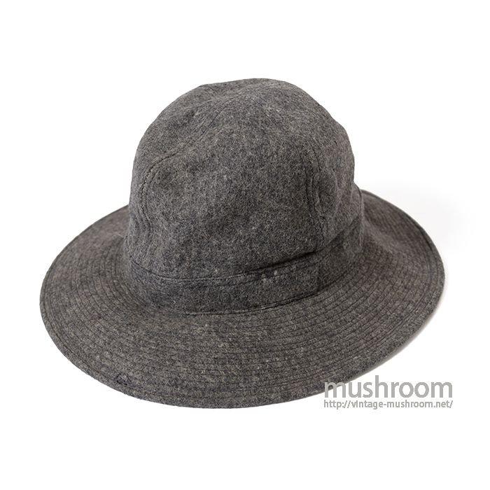 OLD GRAY ZATONE HAT( 7 1/8/MINT )