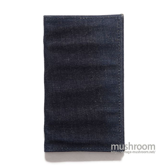 LEVI'S EMPLOYEE NOTEBOOK CARD HOLDER( DEADSTOCK/1 )