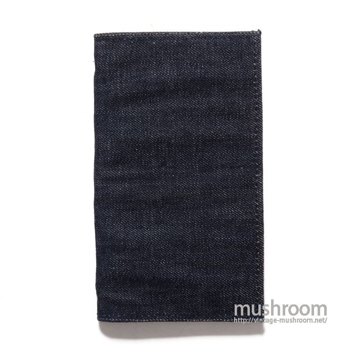LEVI'S EMPLOYEE NOTEBOOK CARD HOLDER( DEADSTOCK/3 )
