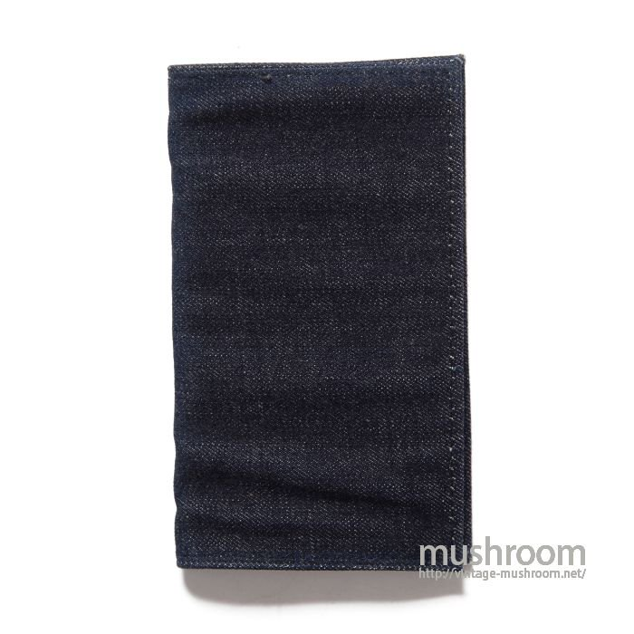 LEVI'S EMPLOYEE NOTEBOOK CARD HOLDER( DEADSTOCK/4 )